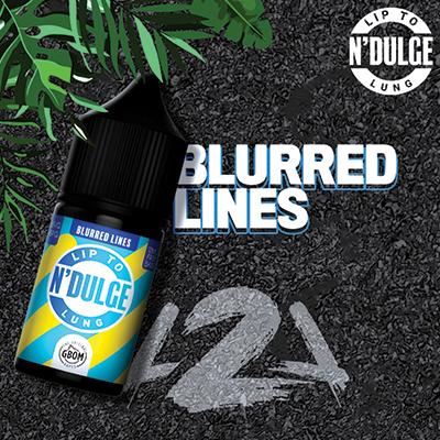 GBOM N'Dulge L2L MTL Blurred Lines 12mg 30ml