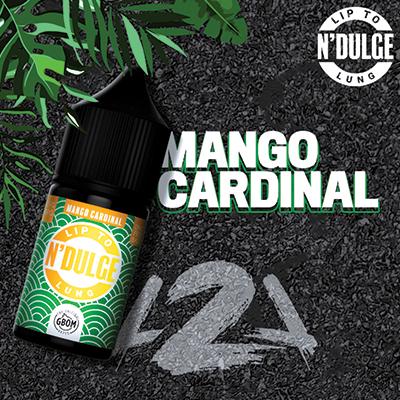 GBOM N'Dulge L2L MTL Mango Cardinal 12mg 30ml