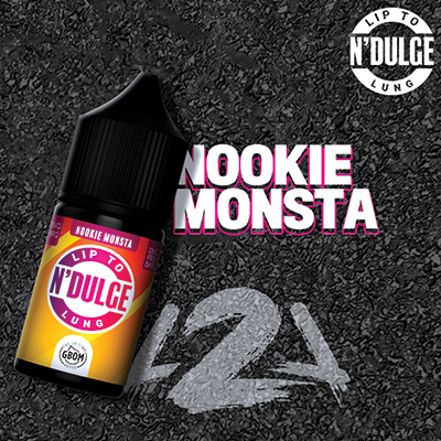 GBOM N'Dulge L2L MTL Nookie Monsta 12mg 30ml