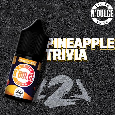 GBOM N'Dulge L2L MTL Pineapple Trivia 12mg 30ml