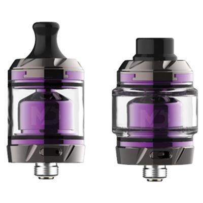 Hellvape MD MTL RTA - Gunmetal/Purple