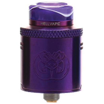 Hellvape Drop Dead RDA - Purple
