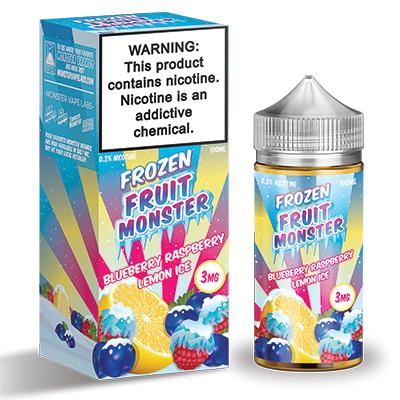 International---Frozen-Fruit-Monster-Blueberry-Raspberry-Lemon-3mg-100ml