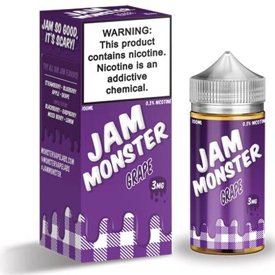 International - Jam Monster Grape 3mg 100ml