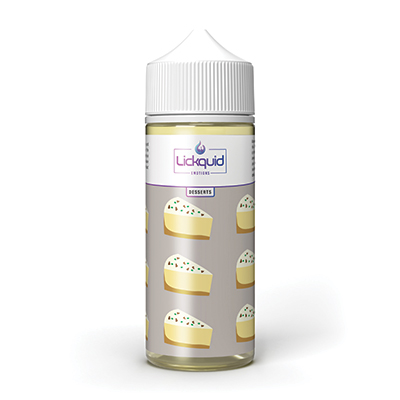 Local - Lickquid Emotions - Desserts - Peppermint Crisp Tart 2mg 120ml