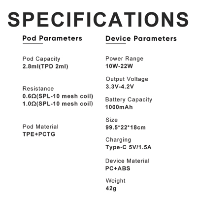 Nevoks-Feelin-Pod-Kit-Specifications-1