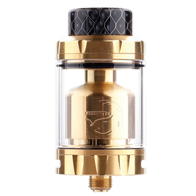 Hellvape Rebirth RTA - Gold