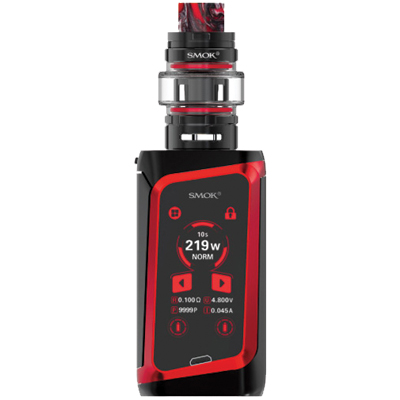 Smok Morph Kit 219 - Black/Red