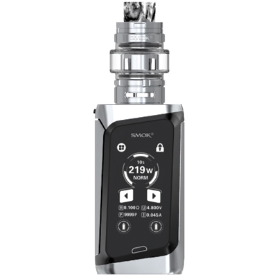 Smok Morph Kit 219 - Prism Chrome/Black