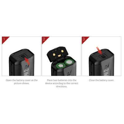 Smok-Morph-2-Battery-Installation