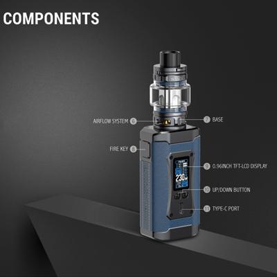 Smok-Morph-2-Components