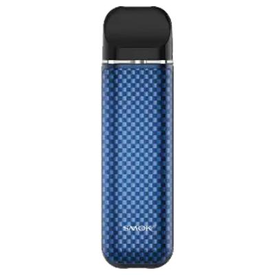 Smok Novo 2 Pod System - Blue Carbon Fiber