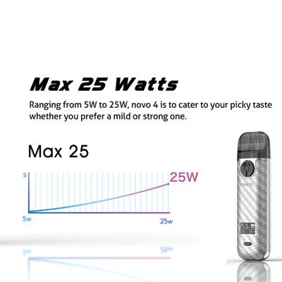 Smok-Novo-4-Max-25watts