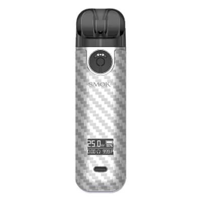 Smok-Novo-4-Pod-Kit---Silver-Carbon-Fiber