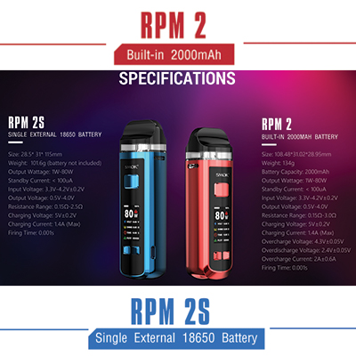 Smok-RPM-2S-Specifications