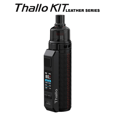 Smok-Thallo-Leather-Series-Pod-Kit---Black
