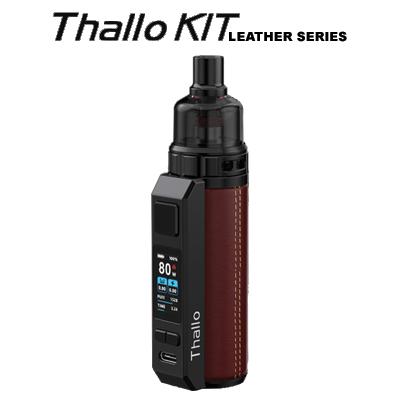 Smok-Thallo-Leather-Series-Pod-Kit---Red