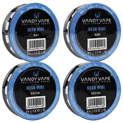 Vandy Vape Mesh Wire 5ft