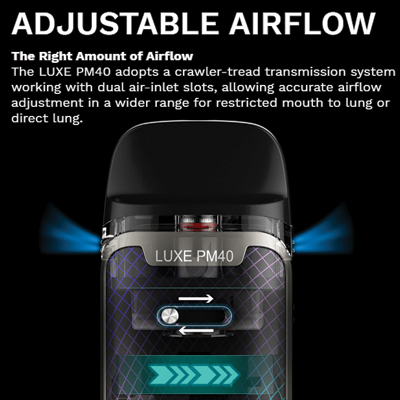 Vaporesso-Luxe-PM40-Airflow