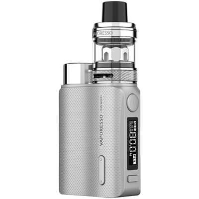 Vaporesso Swag II Kit - Silver