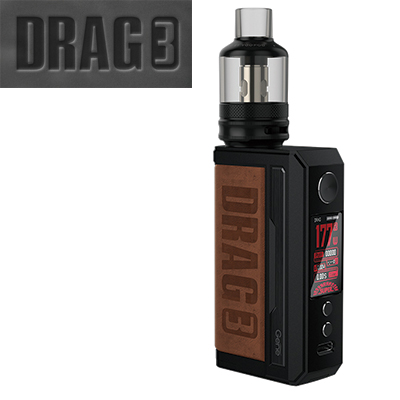 Voopoo-Drag-3-Kit---Sandy-Brown