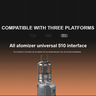 Voopoo-Drag-X-Plus-Kit-510-Connector