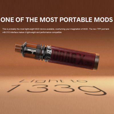 Voopoo-Drag-X-Plus-Kit-Light