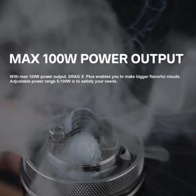 Voopoo-Drag-X-Plus-Kit-Max-100W-Power