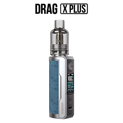 Voopoo-Drag-X-Plus-Kit---Prussian-Blue