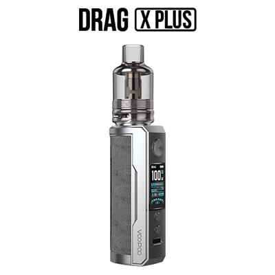 Voopoo-Drag-X-Plus-Kit---Smoky-Grey