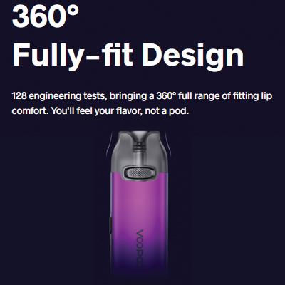 Voopoo-V.THRU-Pro-Pod-Kit-Fully-Fit-Design