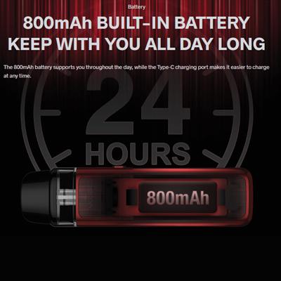 Voopoo-Vinci-Pod-Kit-Battery