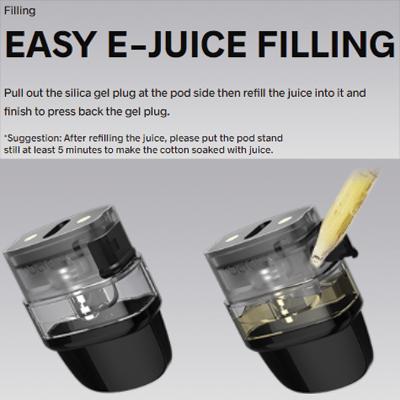 Voopoo-Vinci-Pod-Kit-E-Juice-Filling