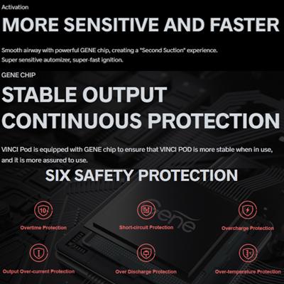 Voopoo-Vinci-Pod-Kit-Gene-Chip-&-Safety