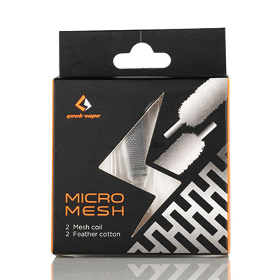 Geekvape Zeus X Mesh - Micromesh - 1x2