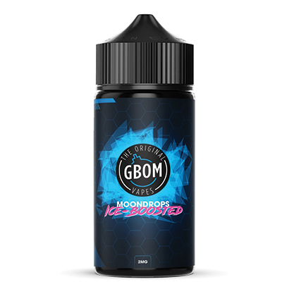 Local - GBOM Moondrops On Ice BOOSTED 2mg 120ml