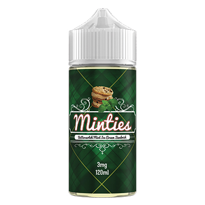 Local - Minties 120ml
