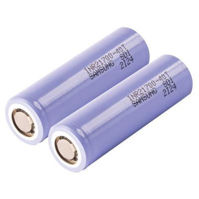 Samsung Battery 21700B 40T - 1x1