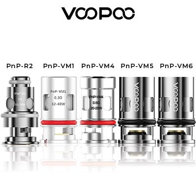 Voopoo PnP Coils - 1x5
