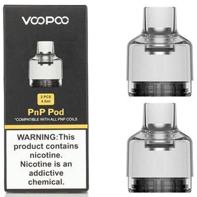 Voopoo PnP Pod Replacement 4.5ml - 1x2