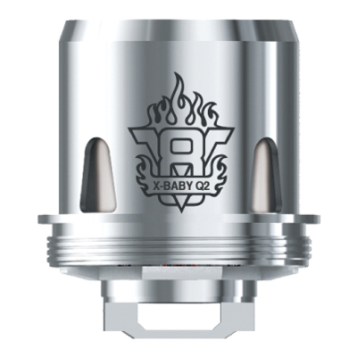 Smok TFV8 X-Baby - Q2 Coil 0.4ohm - 1x3