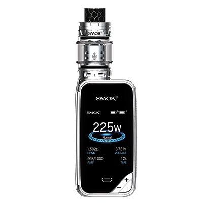 Smok X-Priv 225W 8ml Kit - Prism Chrome