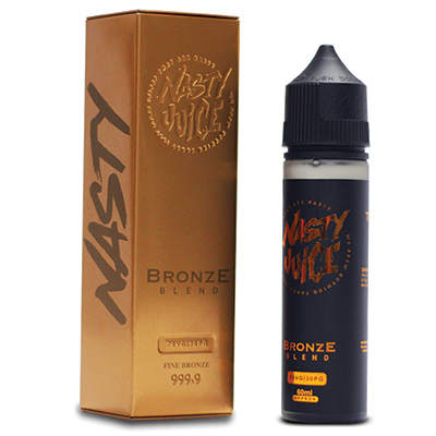 International - Nasty Tobacco Series - Bronze 3mg 60ml