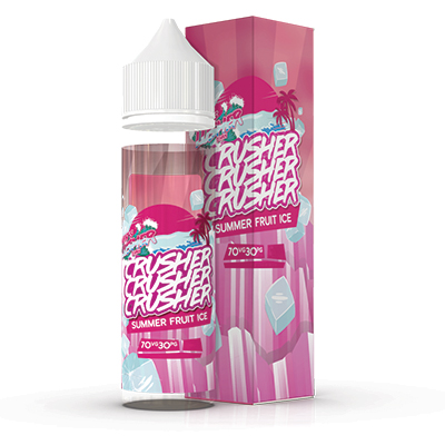International - Crusher Summer Fruit Ice 3mg 60ml