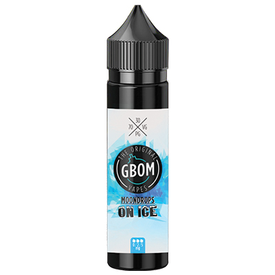 Local - GBOM Moondrops On Ice 0mg 60ml