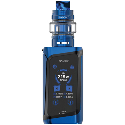 Smok Morph Kit 219 - Prism Blue/Black