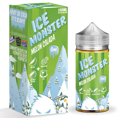 International - Ice Monster Melon Colada 3mg 100ml