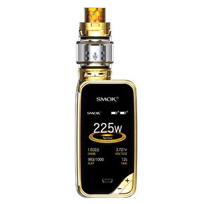 Smok X-Priv 225W 8ml Kit - Prism Gold