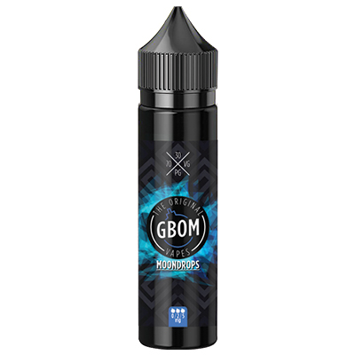 Local - GBOM Moondrops 0mg 60ml