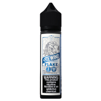 International - Ruthless Rewind Flake 3mg 60ml